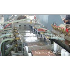 pvc木塑墙板设备 pvc墙板生产线