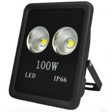 方形LED投射灯100W厂家批发