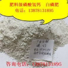 广西肥料级磷酸氢钙 广西白肥 广西白磷肥_广西复合肥原料