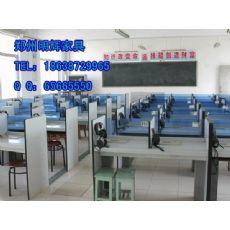 河南微机室专用电脑桌销售