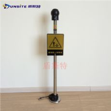 实验室本安型防爆人体静电泄放报警器装置PS-Y厂家