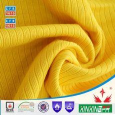 供应全棉针织阻燃布质地柔软吸湿排汗透气保暖