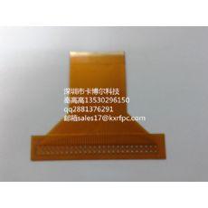 FPC90Ω100Ω阻抗排线板,深圳FPC多层板,加急板