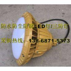 FAD-E30F法兰式LED三防灯额定功率50W220V防水防尘防腐灯