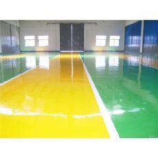 东莞球场地板漆圣盾地板漆施工