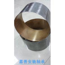 工程机械双金属轴承,钢背烧结铜双金属轴承,钢浇铜双金属轴承
