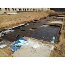 1.2厚隧道与铁路专用宽幅高分子自粘防水卷材