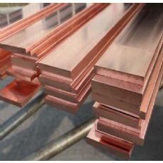 厂家直销10*80MM,10*100MM,10*200MM紫铜排价格接地紫铜排批发