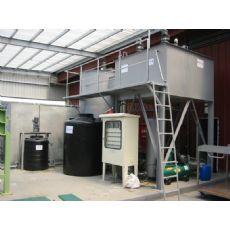 喷漆废水处理设备/家具喷漆废水处理设备/喷漆水幕废水处理设备