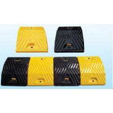 佛山三水铸钢减速带,各种形状减速带,减速路拱安装工程