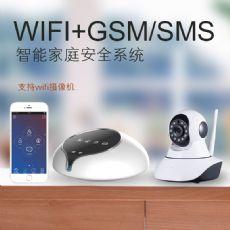 金安科技 简舒 WIFI+GSM+GPRS防盗报警系统