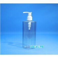 PET塑料洗发水瓶批发, 湖北PET化妆水瓶,爽肤水400ML塑料瓶子,厂家直销塑料瓶