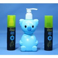 公仔卡通塑料瓶 山东动物造型瓶厂家 儿童洗手液沐浴乳霜瓶批发