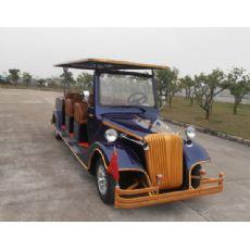 厂家直销广西绿通8人座电动老爷车看房车,质量稳定,外观时尚,上市品牌。