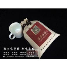 辽宁棉布杂粮袋定做面粉袋订做 帆布大米袋定制