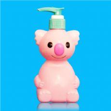 厂家订做卡通小象瓶,卡通塑料瓶瓶, 动物宝宝霜瓶,儿童沐浴露瓶批发