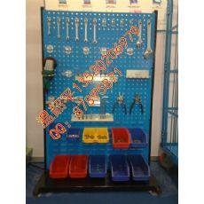 修理工具陈列架,物料架,螺丝架