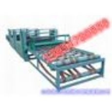 防火门芯板设备,菱镁板生产线,氯化镁板压花机