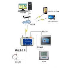 供应长沙聚控GPRS无线温湿度传感器