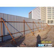 天津静海定做彩钢板围挡厂家18222009908天津静海镇回收围挡板厂家