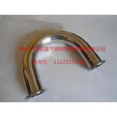 厂家直销304不锈钢卫生级U型管  快装U型管