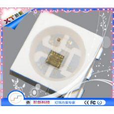 APA102双信号内置IC灯珠 LED屏专用灯珠 台湾进口晶元封装灯珠