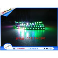 内置IC驱动可以跑马鞋灯专用灯条,SK6812幻彩效果,一米144灯