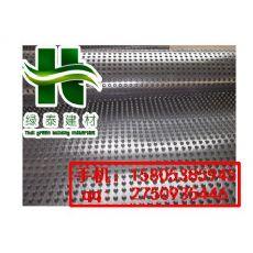 沧州车库顶板隔根板@绿化种植排水板