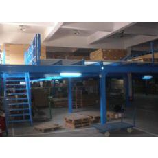 抚州钢结构平台