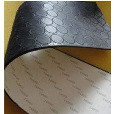 磨砂面硅胶脚垫