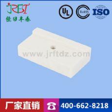 陶瓷异形件 氧化铝陶瓷的性能 具有天然刚玉相同稳定的α- Al2O3结构 高硬度 耐磨