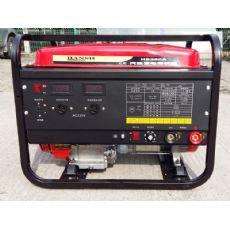翰丝250A汽油焊机可发电电焊一机双用