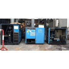 打包出售 二手空压机 直销 博格空压机冷却器