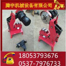 电动液压切管机先进技 切管范围从最基本的50-260扩大到20-260  3滚轮升级到双层5滚轮设计