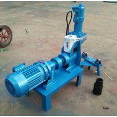 电动液压压槽机 滚槽机219开槽机  电动液压压槽机 性价比高 消防管道滚槽机168型