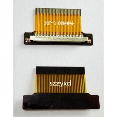 厂家直销三星屏AU屏30P屏线FPC转接板 可直接对插FIX-D8