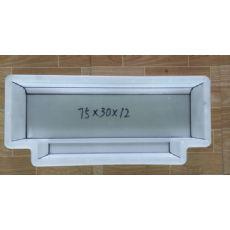 路缘石塑料模盒 路缘石塑料模盒厂家路缘石塑料模盒价格