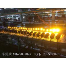 6W新款带遮光挡板大桥护栏照明LED圆形投光灯