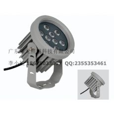9W酒店廊柱照明LED投射灯 LED投射灯报价