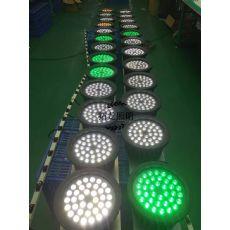 36WDMX512外控四基色丝印LED投光灯