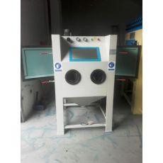 惠州铝制品批量处理喷砂机