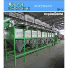 塑料农膜清洗生产线-东莞PP膜清洗设备