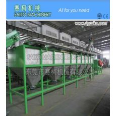 塑料农膜清洗生产线 东莞PP膜清洗生产线