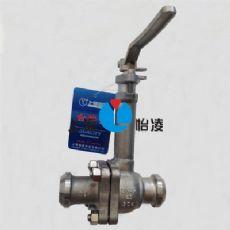 低温液氧专用球阀DQ61F-40P