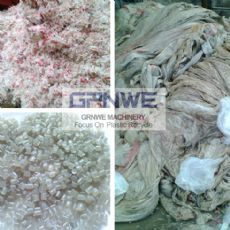 尼龙薄膜清洗回收造粒生产线