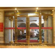 广东甲级不锈钢玻璃防火门厂家