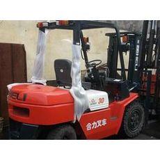 准然商贸有限公司提供上海优质的二手3吨合力叉车 二手合力叉车多少钱