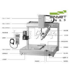 自动点胶机 上海先予工业自动化设备有限公司