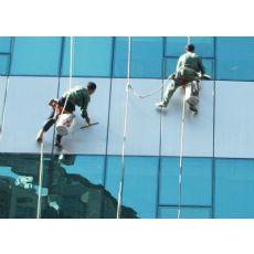 外墙清洗做的好的公司:南宁高空外墙清洗哪家好