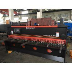 广东数控闸式剪板机 E18系统